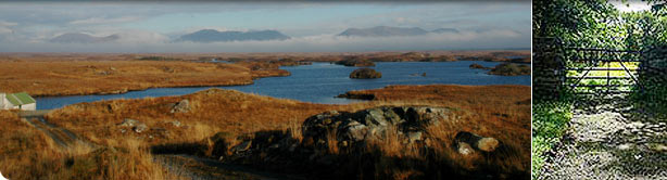 Connemara Leisure Activities, Fishing, Clay Pigeon Shooting, Walking, Archery & Golf